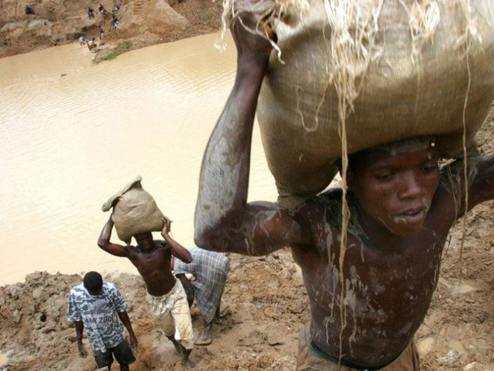 Artisanal mining of cobalt in the DRC cannot be