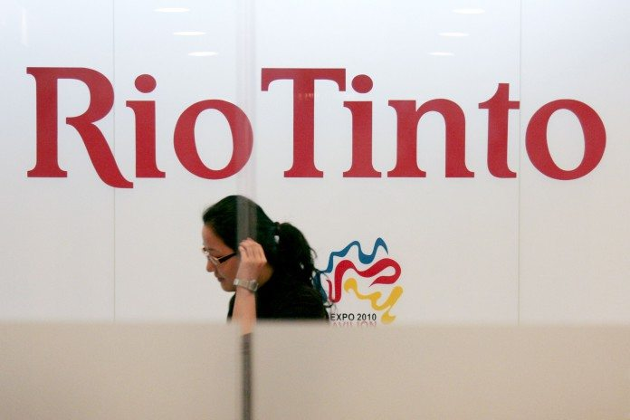Rio Tinto flags changes to 2018 aluminium output after USA sanctions